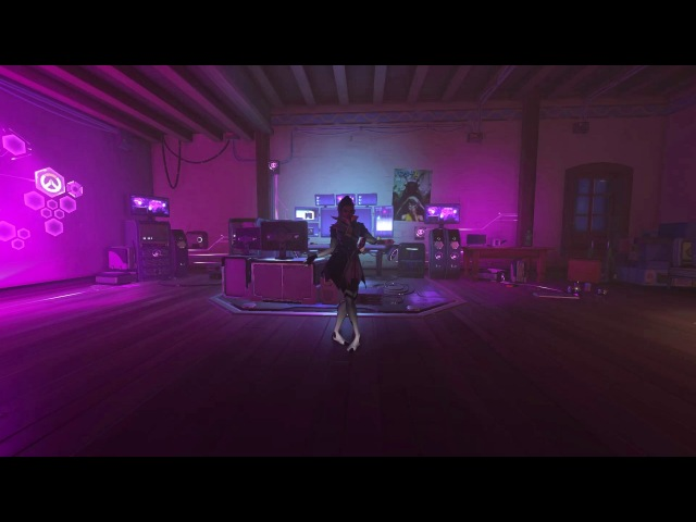 Sombra dance is insync with the conga