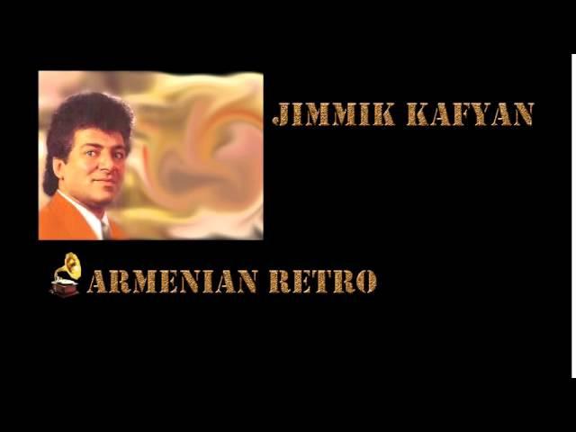 Jimmik Kafyan Siro Gisher 1998 Armenian Retro