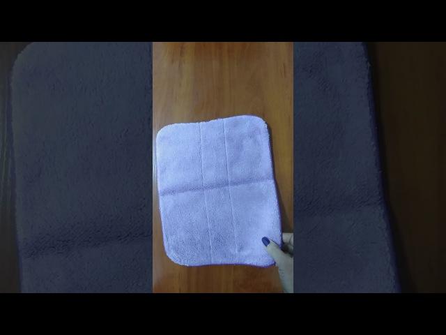 Двусторонняя салфетка инволвер от Greenway