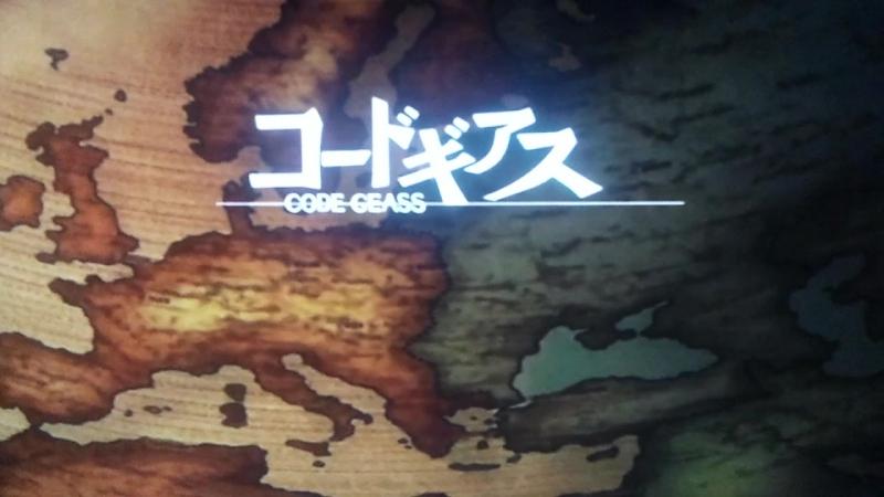 Код гиас отступник Акито Нападение Британии на Японию