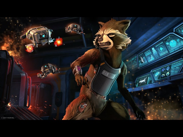 Marvels Guardians of the Galaxy The Telltale Series - EPISODE TWO TRAILER