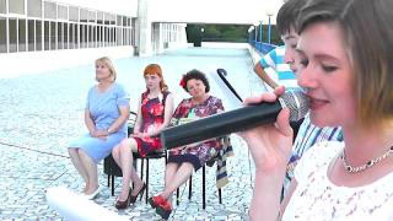 выпускной бал 1 смена Профстартов 2017