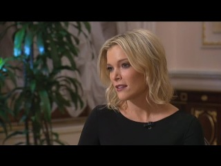 Владимир Путин дал большое интервью журналисту телеканала NBC Меган Келли.
