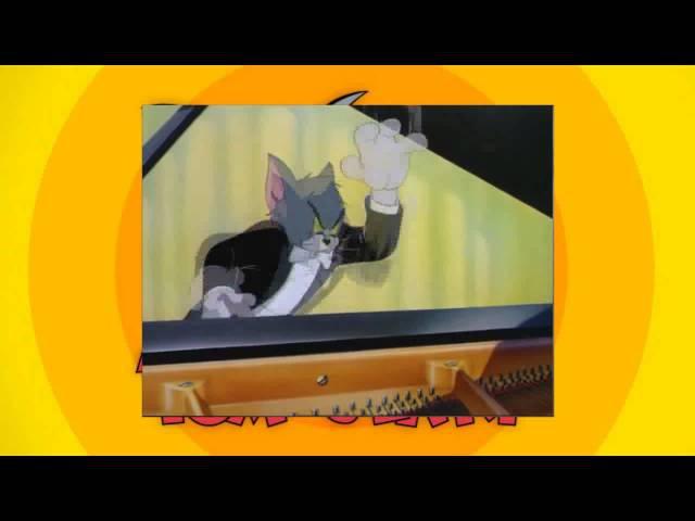 Tom y Jerry Un concierto gatuno COMPLETO 1947