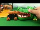Animal Toys with Learn Colors Boonie Bears Crocodile Toys