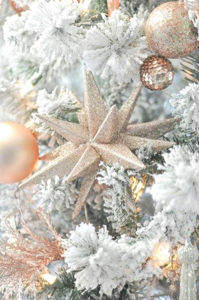 Новогоднее волшебство????❤