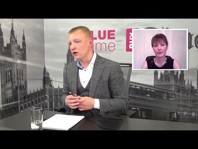 BuyTime интервью Дмитрия Лютова и Газизы Сабденкуловой