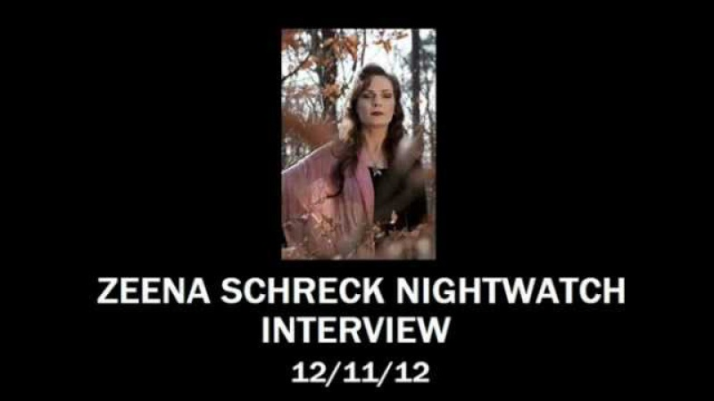 Zeena Schreck Nightwatch Radio Interview Dec 11 2012 Complete Interview