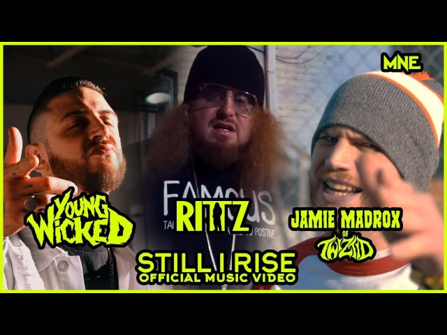 Young Wicked Rittz Jamie Madrox of Twiztid Still I Rise Official Video