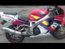 Отзыв о моей Honda CBR919RR купленной в компании Мотобаза г Ростов на Дону