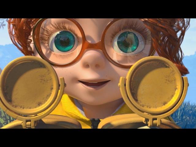 Джинглики Большой сборник 6 серий подряд (1 час) - Мультфильм для детей