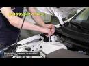 Амортизатор (упор) капота на Nissan Qashqai A.ST.4106.1 (обзор, установка)