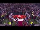 UEFA Сhampions league 2008-2009 final FC Brcelona vs Manchester United F.C awarding ceremony