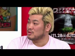 Battlemen News (November 24th, 2017) - Go Shiozaki, Danshoku Dino, Masayuki Mitomi
