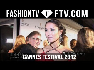 Maria Mogsolova, Ana Beatriz Barros & Ivana Trump Party with De Grisogono at Cannes 2012 |