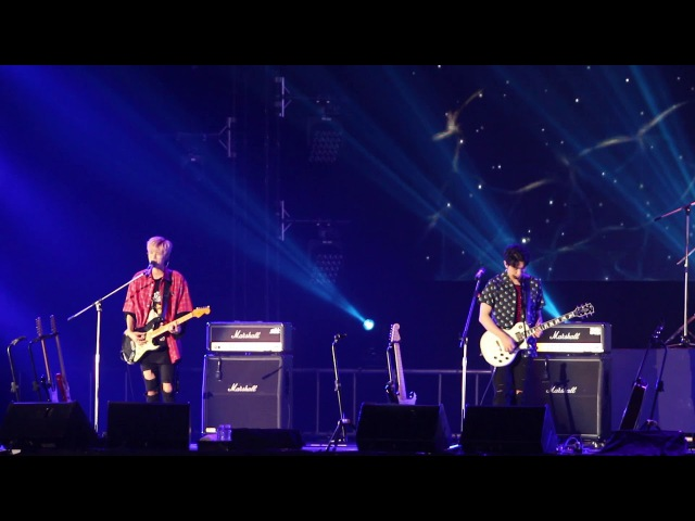 170813 DAY6 (데이식스) - 반드시 웃는다 ( I Smile ) @ DAY6 LIVE MEET IN BANGKOK 2017