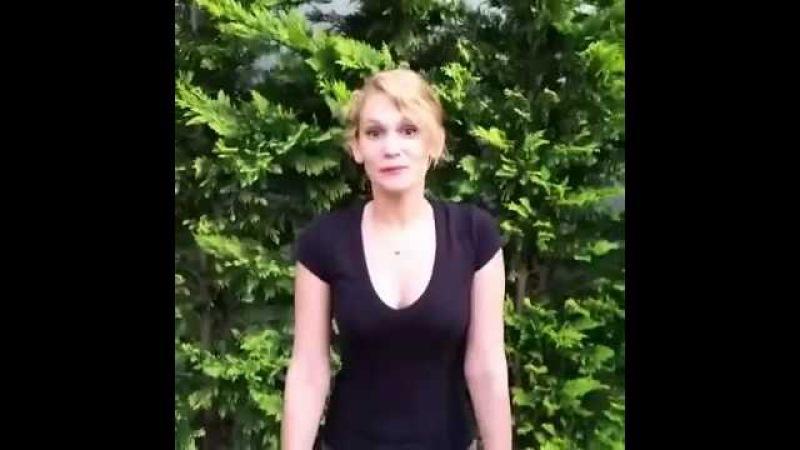 Farah Zeynep Abdullah'dan ALS Hastalarına Destek!