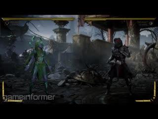 Exclusive breakdown of cetrions moves in mortal kombat 11