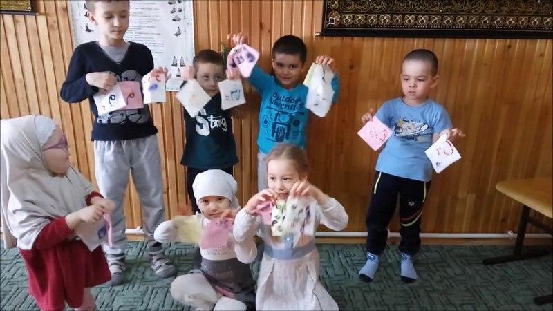 Детские занятия в медресе Тынычлык Зеленодольск