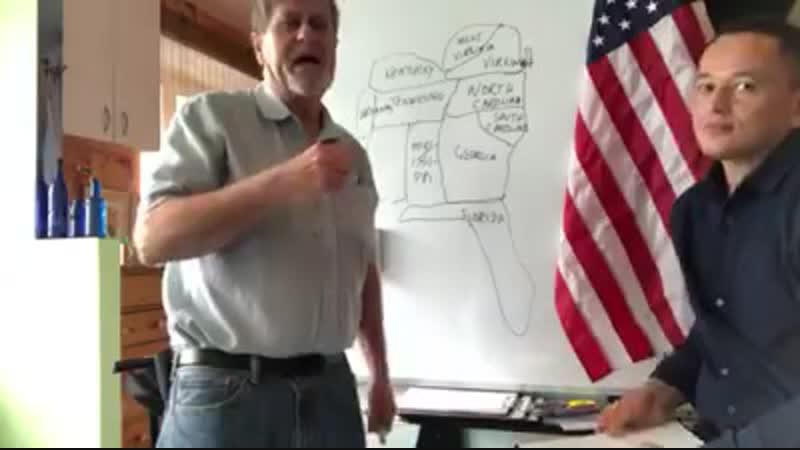 Учитель из штата Вирджиния рассказывает о южном произношении Southern Drawl
