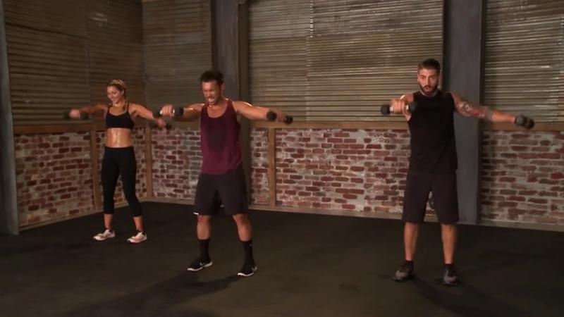 Mike Donavanik HIIT 30 Workout 2