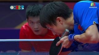 Fan Zhendong vs Lin Gaoyuan (2018 Asian Games, MS-F)