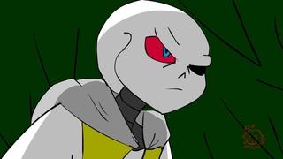 Oh no you don't, Underverse! Undertale AU fan poor animation! Unforgive
