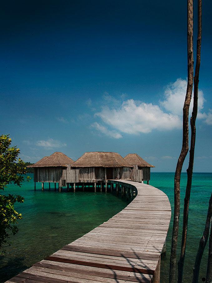 Роскошный курорт Song Saa в Камбодже, изображение №6