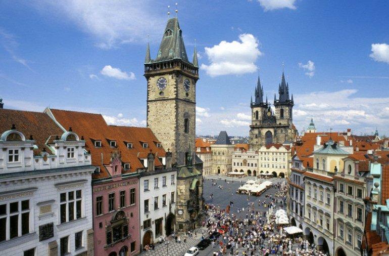 Достопримечательности Праги. Часть 1., изображение №9
