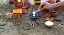Miniature Masal Dosa | Masal Roast Recipe | Miniature Cooking 12 | Mini Foodkey