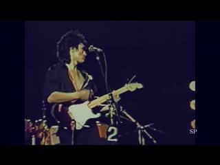 ✩ Группа крови Live 1987 Two cam Лен-Рок-клуб Виктор Цой Кино