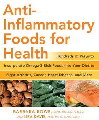 anti-inflammatory foods for health - barbara rowe
