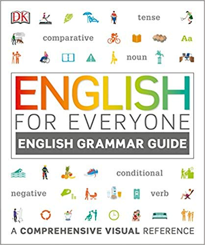 Dorling Kindersley English for Everyone English Grammar Guide - 2016
