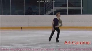 Федор Судаков ПП КМС Мемориал Панина 2018