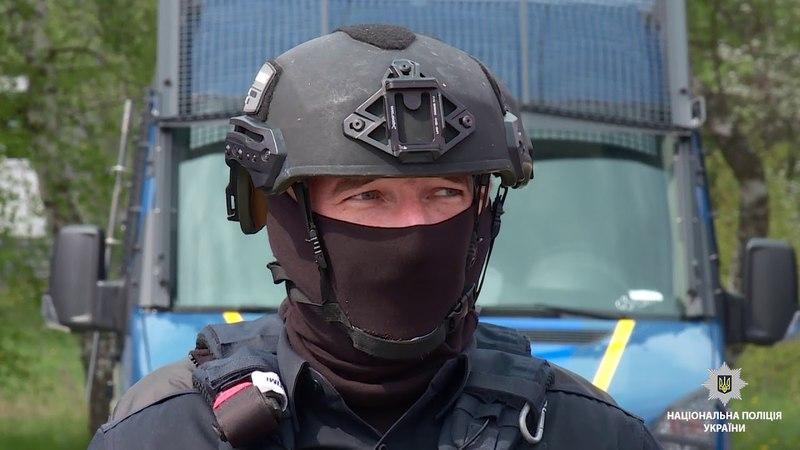 Спецпризначенці КОРДу поповнили лави поліції Чернігівської і Вінницької областей