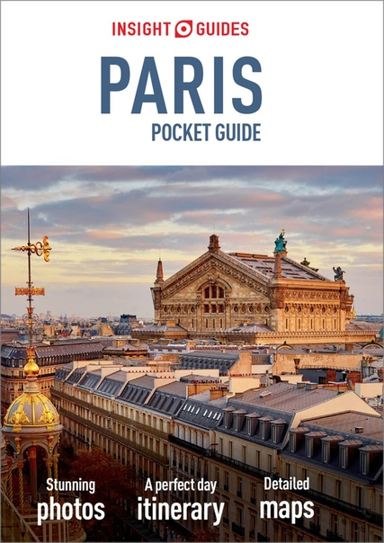 Insight Guides Pocket Paris (Travel Guide eBook) - Insight Guides