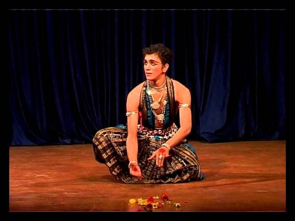 Aneesh Raghavan - Odissi Dance 2015