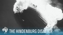 Hindenburg Disaster Real Zeppelin Explosion Footage 1937 British Pathé