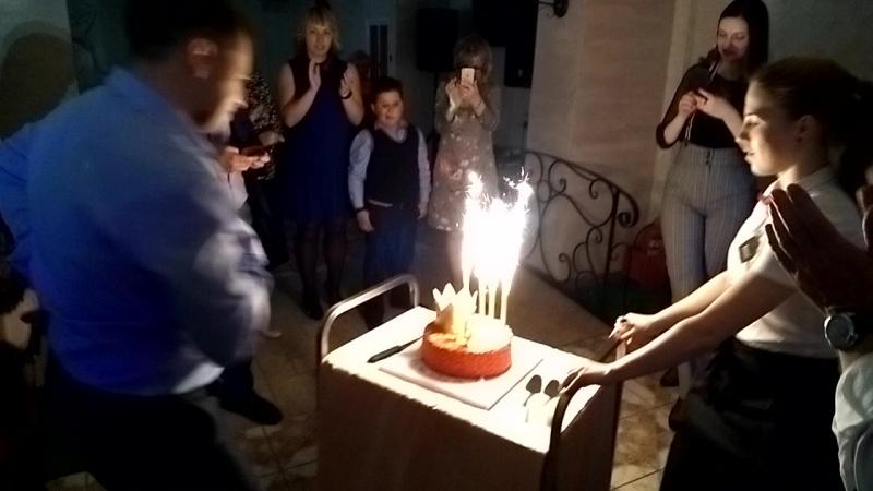 Дни рождения- это наш профиль)  тамада в Омске Александр Марков