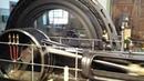 Die Sulzer Tandemverbund Dampfmaschine mit MFO Schwungradgenerator erbaut 1904