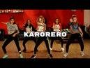 QBOY MSAFI - Karorero (Official Dance Video) Petit Afro Choreo - WCB Wasafi.