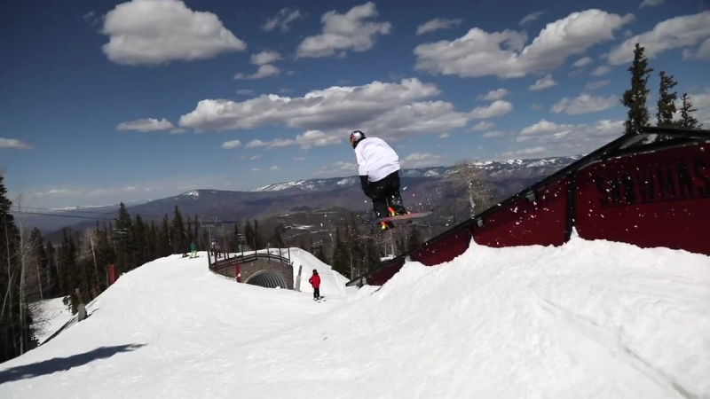 TYW __ 1 day at Snowmass 2018
