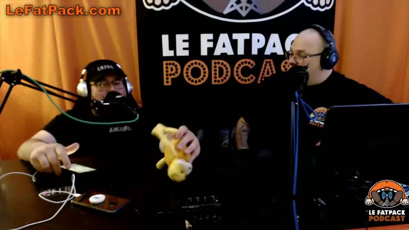 FatPack 27 - Pédo Poupée