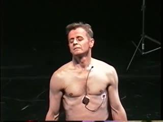 Михаил Барышников   Танец под стук сердца   Бостон, 1998