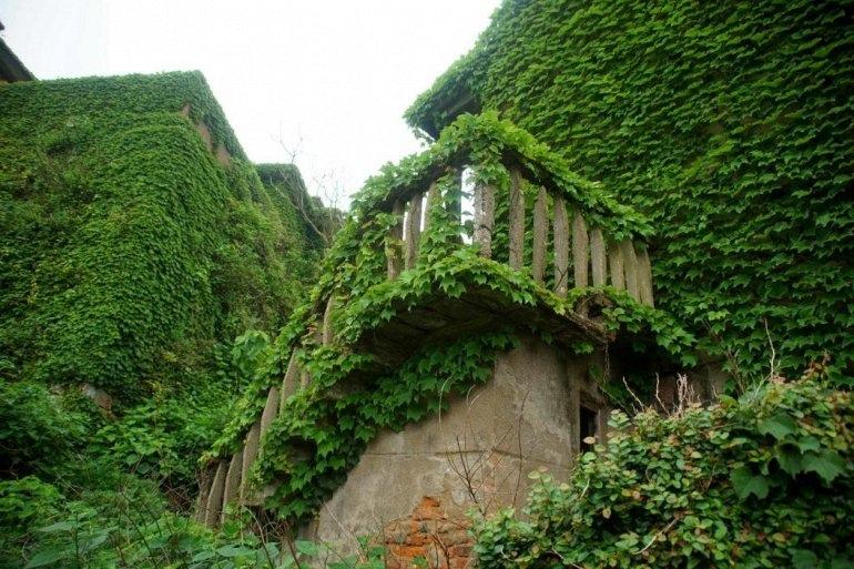 Заброшенная деревня Шенгси, изображение №5
