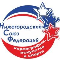 Логотип НИЖЕГОРОДСКИЙ СОЮЗ ФЕДЕРАЦИЙ