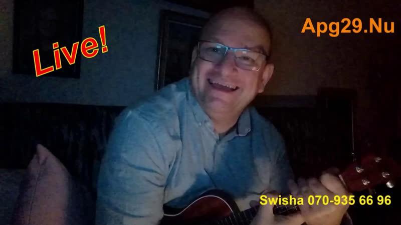 Fyra timmars repris Live Apg29 med Christer Åberg