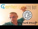 ICenter Lite Bot - Payment Proof - Litecoin Bot Withdrawal