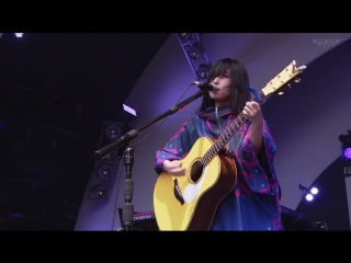 Sayuri furaregai girl (rock in japan wowow prime )