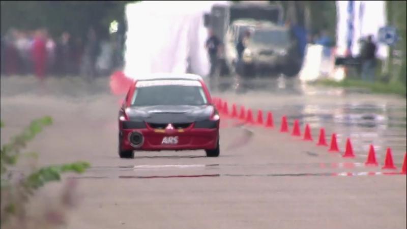 Mitsubishi Lancer Evolution ARS 1 4 mile 9 734 sec 1 mile 23 911 sec